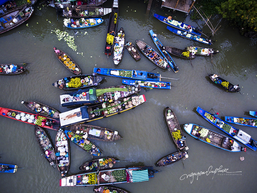 Photo Tour The Mekong Delta